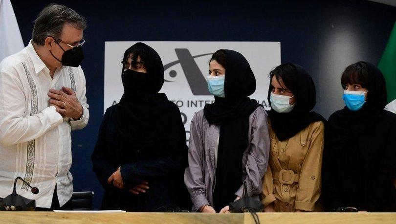 SON DAKİKA: Afgan Hayalperestler: Meksika'ya kaçan kadın robot takımı
