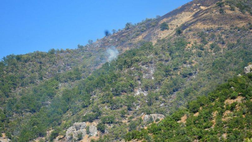 Son dakika: OGM'den Tunceli ve Bingöl'deki yangınlar hakkında açıklama