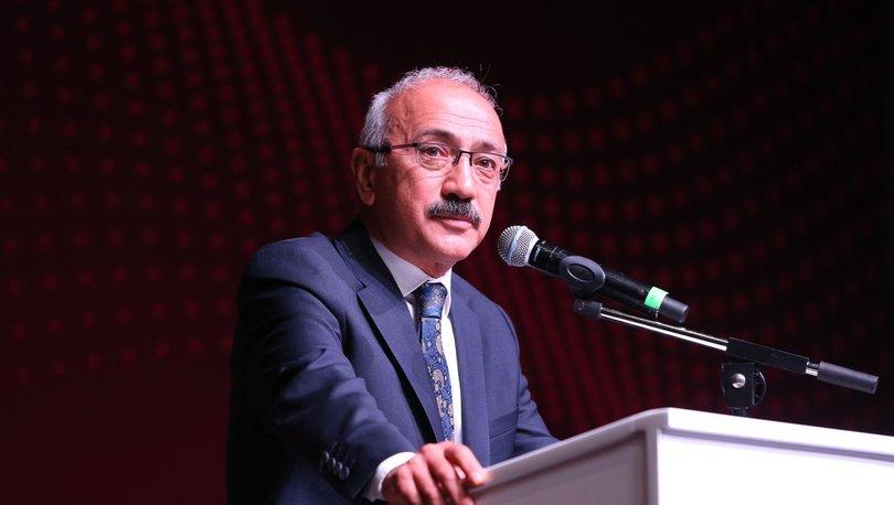 Bakan Elvan: İkinci çeyrek büyümesinin yüzde 57'si yatırımlar ve net dış talepten geldi