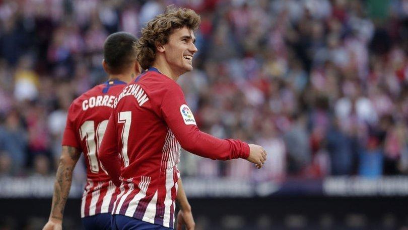 Son gün bombası: Antoine Griezmann, Atletico Madrid'e döndü!