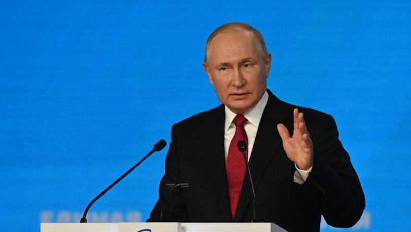 """SON DAKİKA: Putin, ABD'nin Afganistan'da kendi kurallarını dayattığı için """"trajedi"""" yaşandığını söyle"""