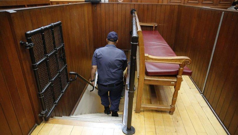 Güney Afrika'da çocuklara cinsel istismarda bulunan papaz, 5 kez müebbet hapis cezasına çarptırıldı