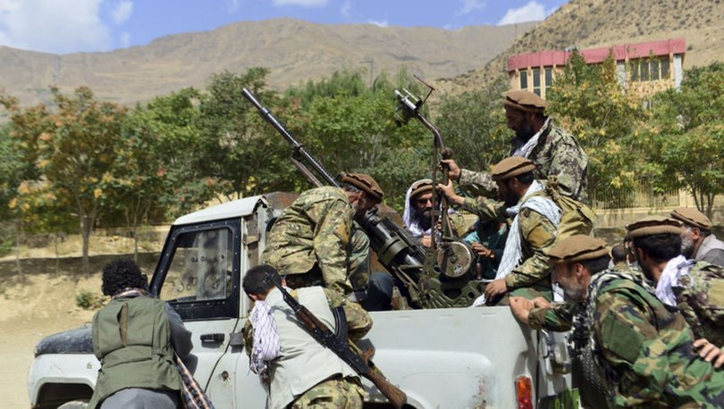 SON DAKİKA: Taliban'ın kontrol sağlayamadığı tek bölgede gerginlik artıyor: Pençşir'de direniş!