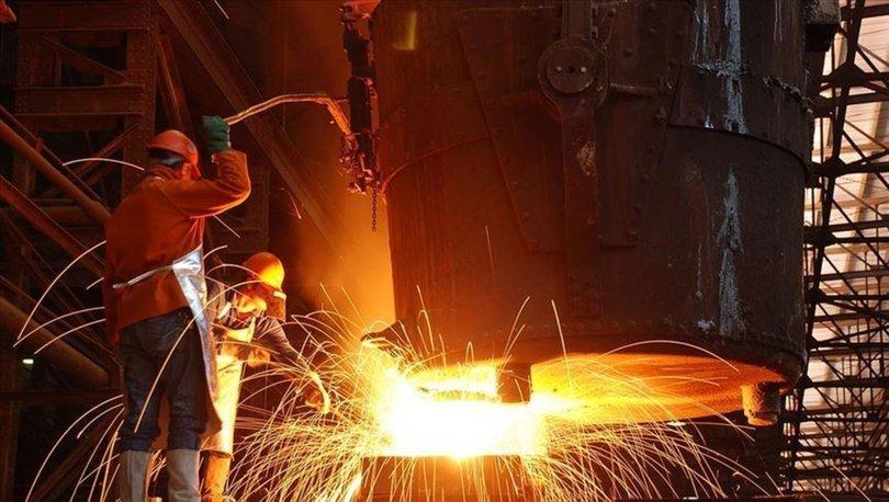 Türkiye'nin ham çelik üretimi temmuzda 3.2 milyon ton oldu