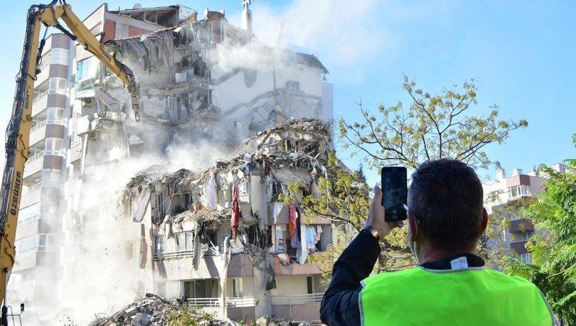 İZMİR DEPREMi YARGIDA! 11 kişinin öldüğü Yılmaz Erbek Apartmanı için yargılama başladı - Haberler