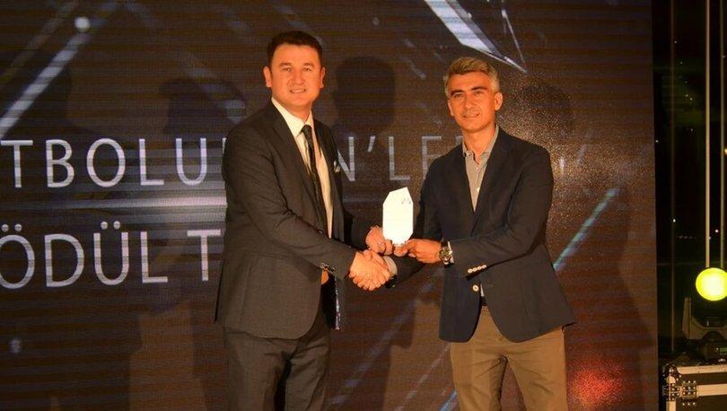 Hentbolun En'lerinde Habertürk TV Spor Servisi'ne ödül