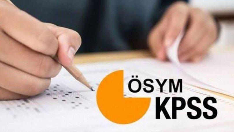 KPSS sonuçları açıklandı mı? KPSS 2021 sonuçları ne zaman açıklanacak? KPSS sonuç tarihi