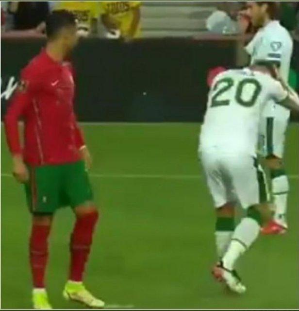 Ronaldo geceye damga vurdu! Tokat, gol, rekor - Son dakika spor haberleri