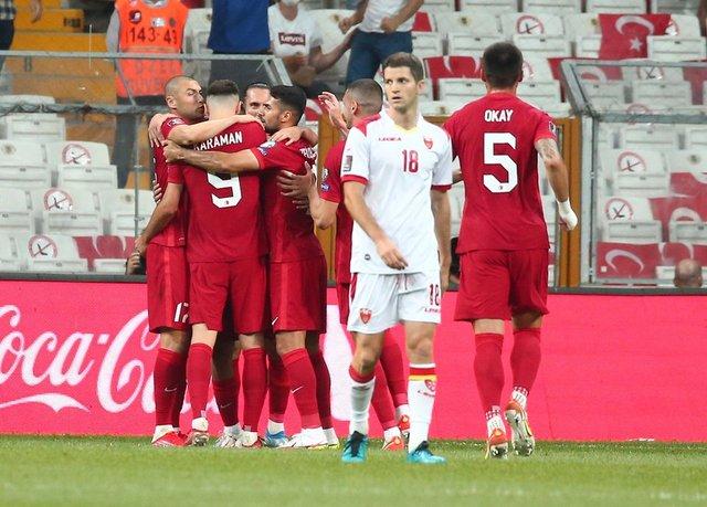 Spor yazarları, Türkiye - Karadağ maçını değerlendirdi