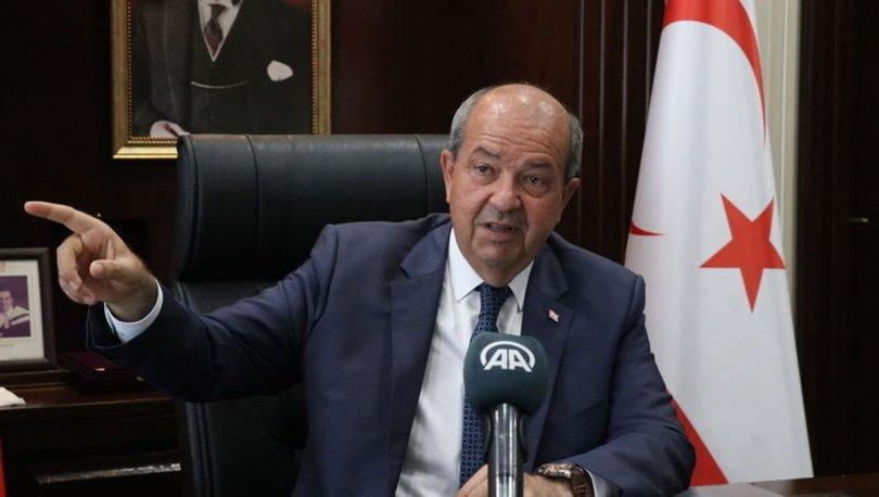 KKTC Cumhurbaşkanı Tatar'dan ABD'li Senatör Menendez'in sözlerine kınama