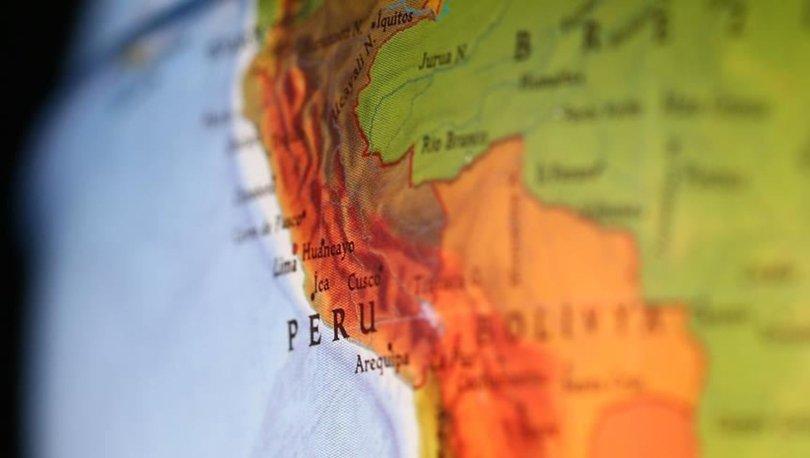 Peru'da otobüsün uçuruma yuvarlanması sonucu ölenlerin sayısı 33'e yükseldi