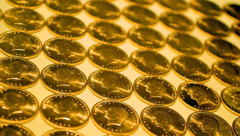 Gram altın dolardaki düşüşle geriledi