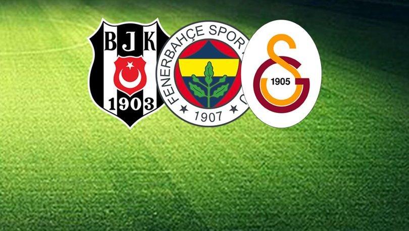 Beşiktaş, Fenerbahçe ve Galatasaray için transferde kritik gün!