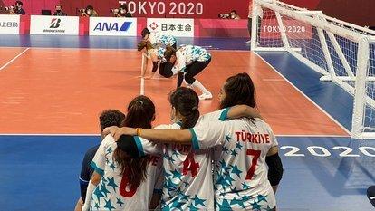 Tokyo'da finaldeyiz!