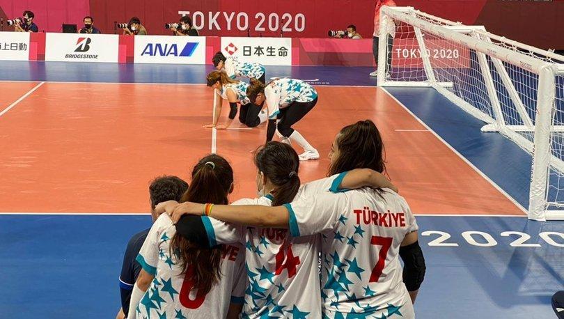Tokyo'da finaldeyiz - Goalball Kadın Takımımız