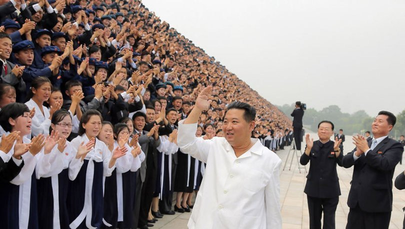 SON DAKİKA: Kuzey Kore lideri Kim Jong-un'un son hali şoke etti!