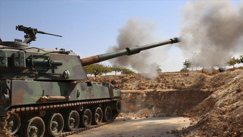 Son dakika.. MSB duyurdu: 9 PKK'lı teröristler etkisiz hale getirildi