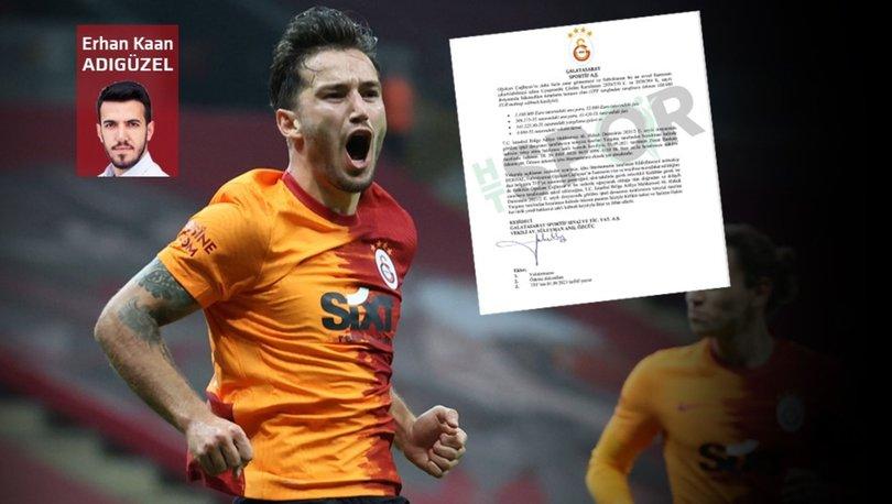 Galatasaray'dan Çaykur Rizespor'a şartlı Oğulcan Çağlayan ödemesi