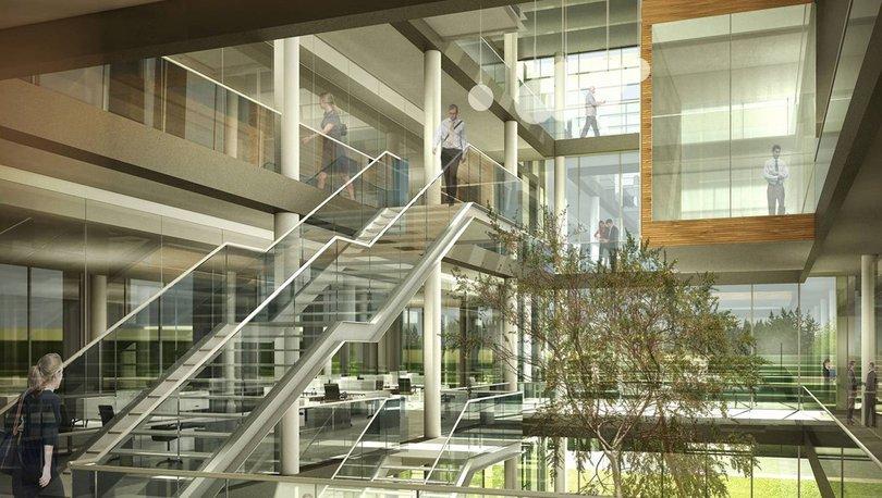 100 milyon TL'lik Girişimcilik Merkezi kapılarını açtı