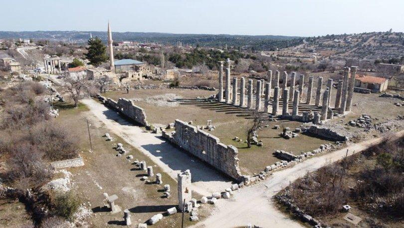 'Doğu Akdeniz'in Efesi'nde rahip kralların izi aranıyor