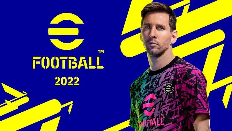 İşte Konami'nin yeni futbol platformu eFootball 2022'nin çıkış tarihi! Haberler