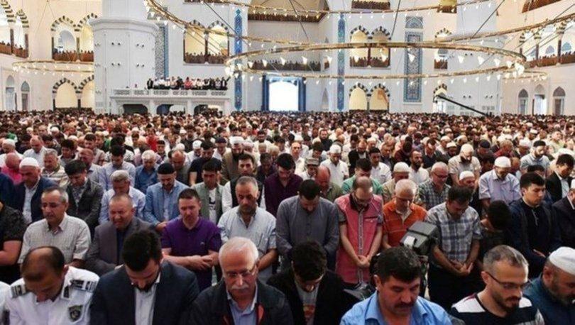 Cuma namazı saat kaçta kılınacak? 3 Eylül 2021 İstanbul, Ankara, İzmir cuma namazı saatleri