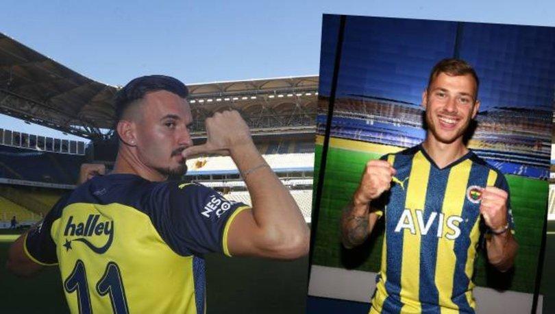 Son dakika! Fenerbahçe Berisha ve Max Meyer'i açıkladı!