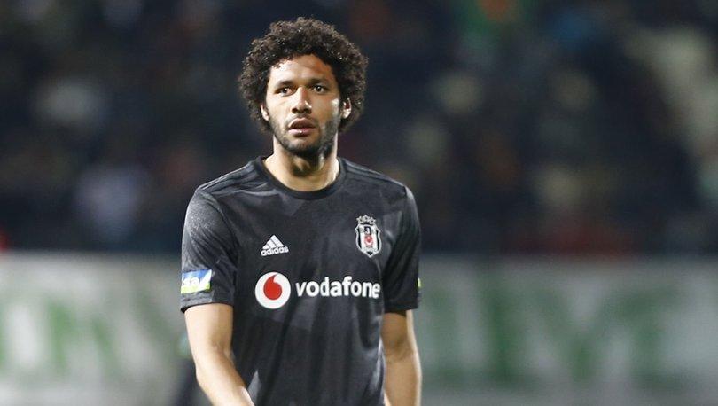 Galatasaray'dan son dakika transfer atağı: Eski Beşiktaşı Elneny... - Spor haberleri