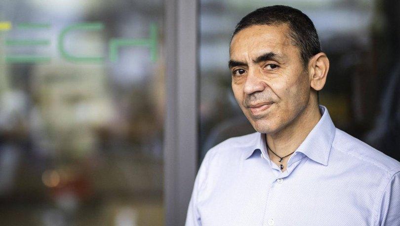Prof. Dr. Uğur Şahin: Veriler 3. dozda yüzde 95 koruma gösteriyor - Son dakika haberleri