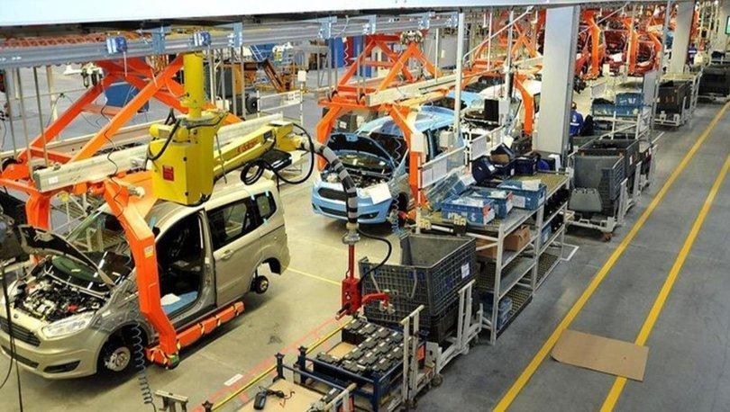 Ford'un satışları yüzde 33,1'lik düştü!
