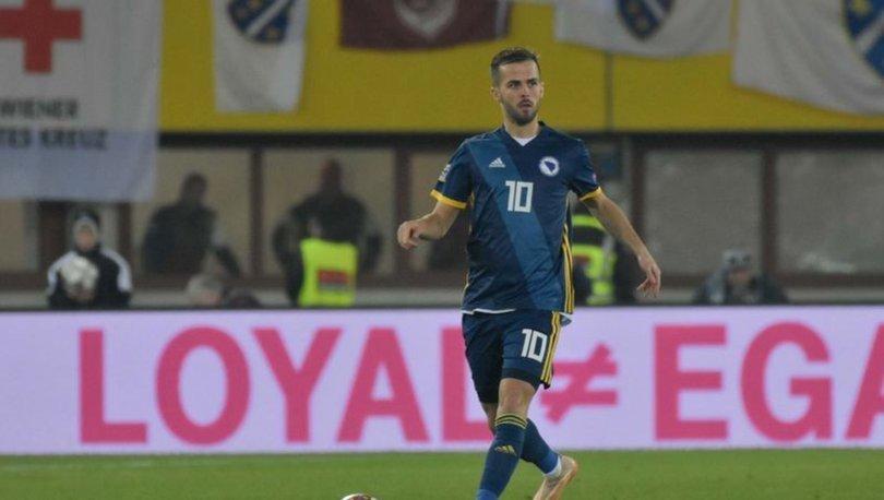 Beşiktaş, Miralem Pjanic'i kiraladı