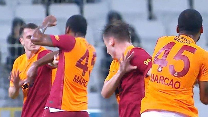 Son dakika! Galatasaray, Marcao'nun cezasını açıkladı!