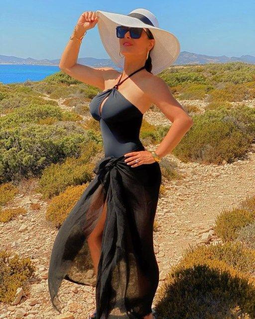 Salma Hayek 55 yaşında: Yeni maceralara hazırım! - Magazin haberleri
