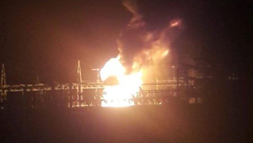 Denizli'de patlayan trafo 3 ilçede elektrik kesintisine neden oldu
