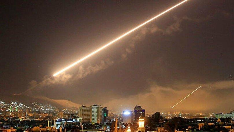İsrail, Suriye'nin başkenti Şam'a hava saldırısı düzenledi