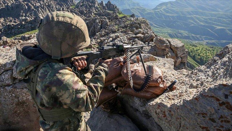 Son dakika haberi MSB duyurdu: 5 PKK'lı terörist etkisiz hale getirildi