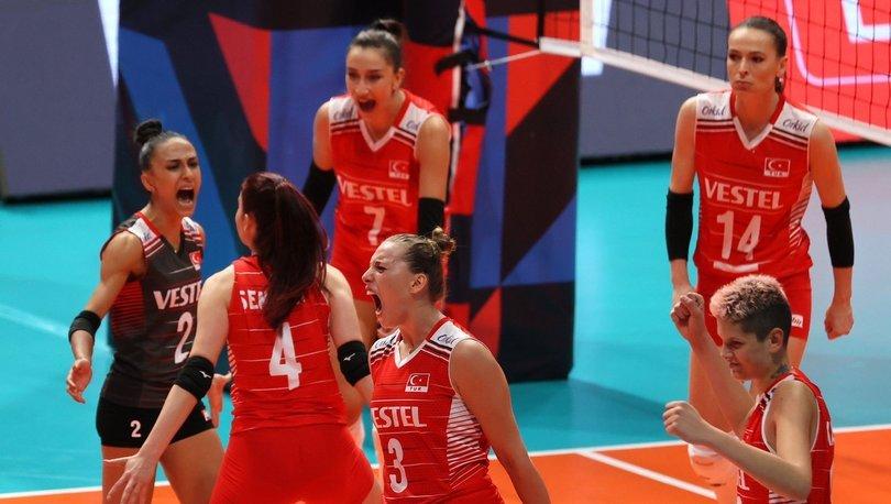 Türkiye voleybol maçı ne zaman, saat kaçta, hangi kanalda? Türkiye Sırbistan maçı ne zaman?