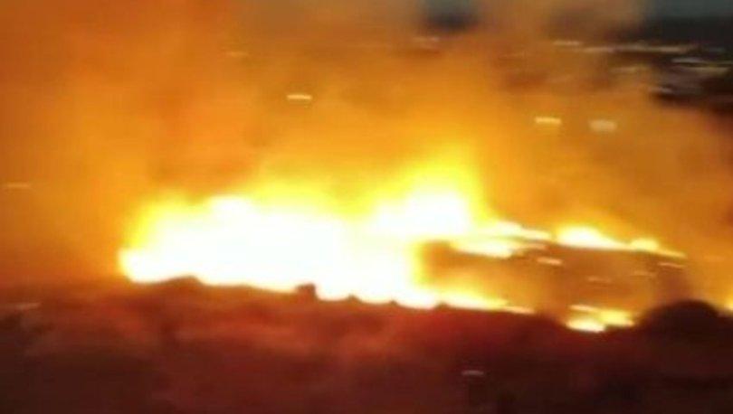 YANGINDA ÖNEMLİ GELİŞME! Son dakika: Bursa'daki yangında 3 gözaltı! - VİDEO HABER