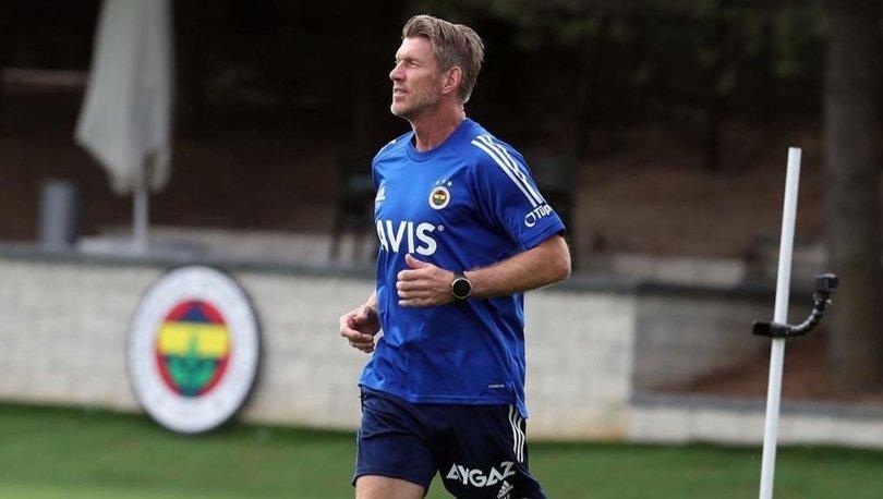 Fenerbahçe, kaleci antrenörü Michael Kraft ile yollarını ayırdı