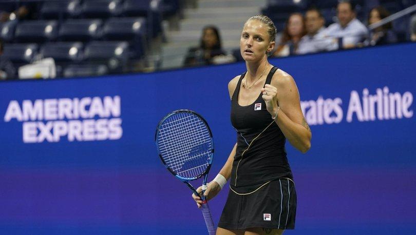 Djokovic ve Pliskova, ABD Açık'ta 3. tura çıktı