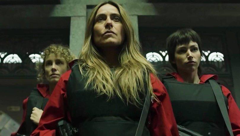 La Casa De Papel'in 5. sezonu başlıyor! Yeni sezon fragmanı ve bölüm isimleri açıklandı...