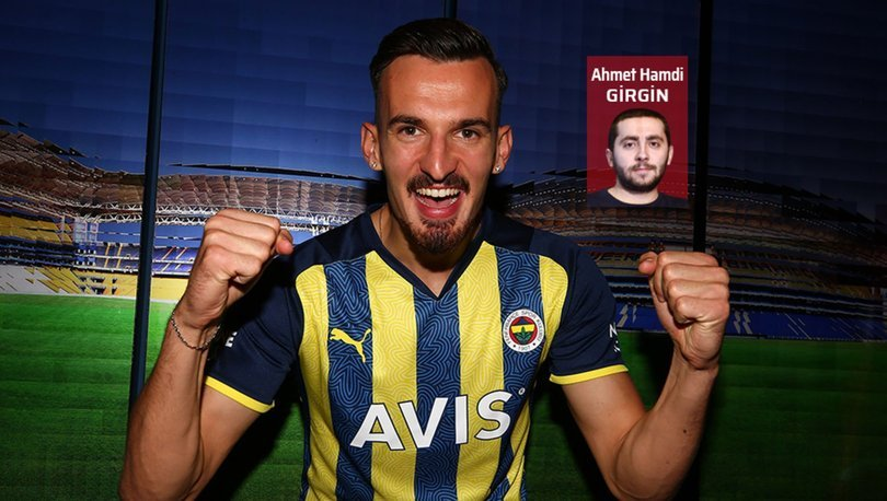 Fenerbahçe'de yeni golcüsü Mergim Berisha!