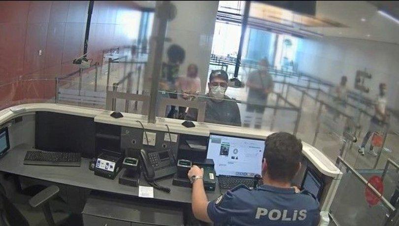 İsveç'ten gelen FETÖ firarisi İstanbul Havalimanı'nda yakalandı