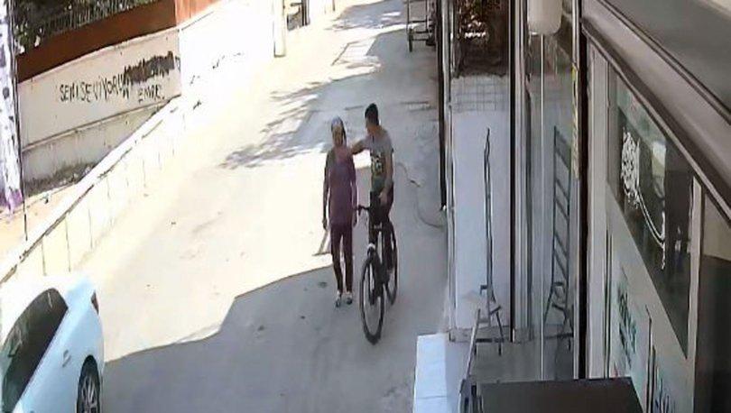 İnanılmaz kapkaç: Kadın neye uğradığını şaşırdı! - Adana Haberleri