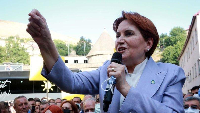 İYİ Parti lideri Akşener: Adayımızı merak ediyorlarsa, seçim kararı alsınlar