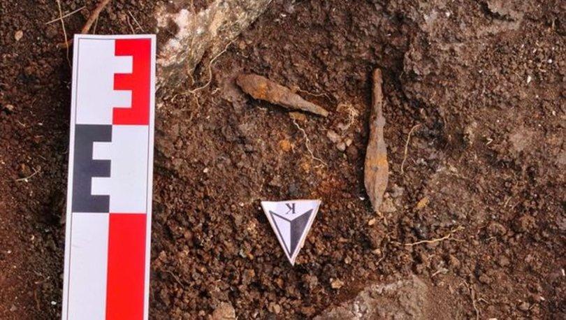Muğla'da anıt mezar kazılarında İslamiyet öncesi Türklere ait izler bulundu