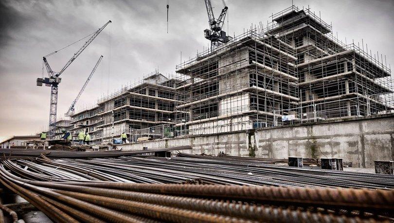 İnşaat malzemeleri sanayi üretimi ikinci çeyrekte yüzde 47 arttı