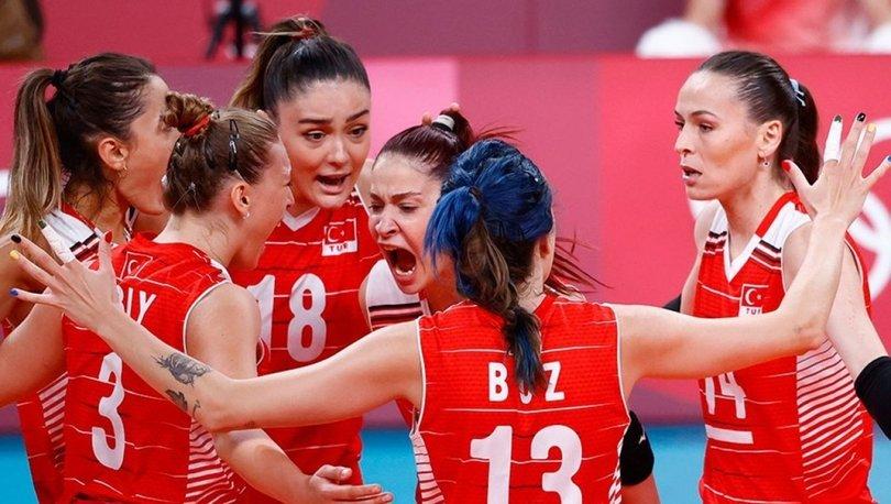 Türkiye Sırbistan maçı saat kaçta, hangi kanalda? Türkiye Voleybol maçı ne zaman?