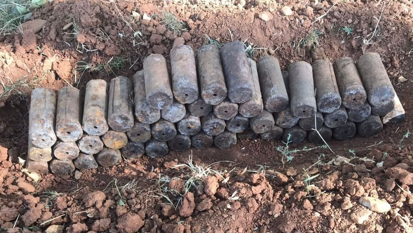 Toprağa gömülü 49 patlayıcı bulundu! - Haberler