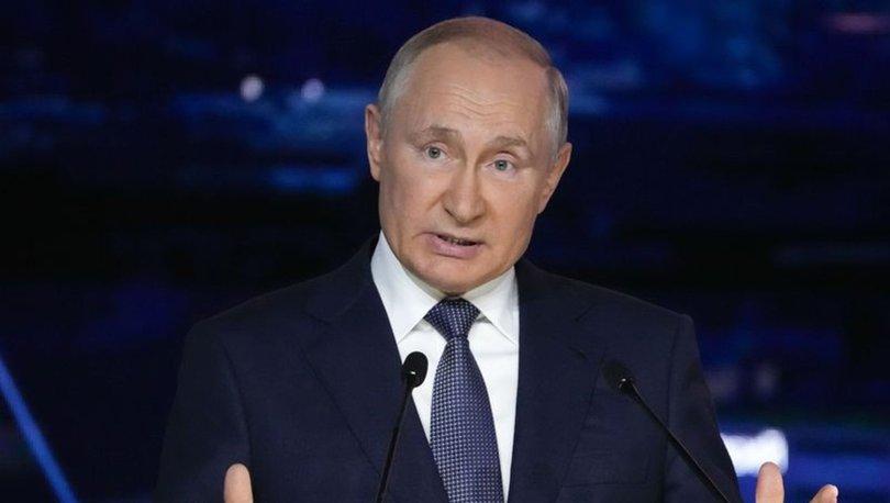 SON DAKİKA: Rusya Devlet Başkanı Putin: ABD'nin Afganistan'dan çekilmesinin ardından insani felaket yaşandı
